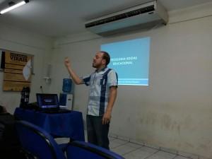 seminario breno aluno tbm psicologo palestra psicologia social